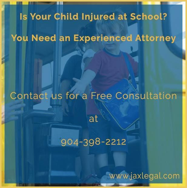 Personal Injury Lawyers for School Injuries