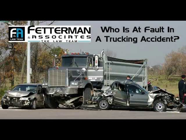 Accidents Law : Truck Accident Injury Lawyer Florida