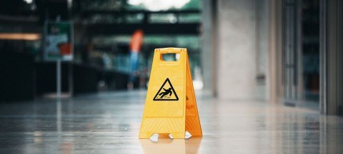 What to Do If You're Hurt in a Slip & Fall