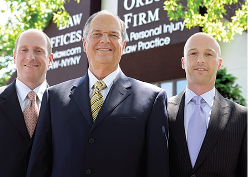 The Orlow Firm Partners - The Orlow Firm's partners, Adam Orlow, Steven Orlow and Brian Orlow.