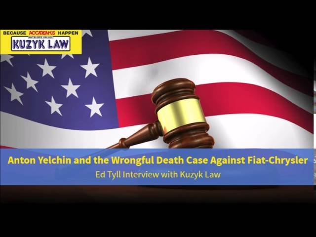 Ed Tyll Interview with Kuzyk Law | Wrongful Death Attorney