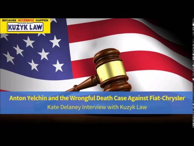 Kate Delaney Interview with Kuzyk Law | Wrongful Death Attorney Robert Ryan