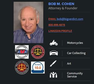 Cohen & Marzban Law Corporation