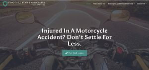 Motorcycle Accident Attorneys in California