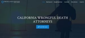Wrongful Death Attorney in California